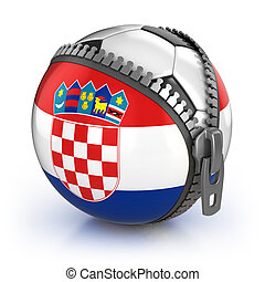 Croatia football nation