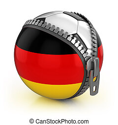 Germany football nation