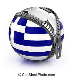 Greece football nation