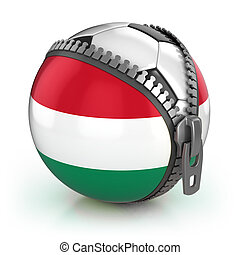 Hungary football nation