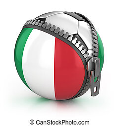 Italy football nation