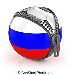 Russia football nation