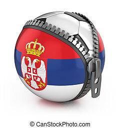 Serbia football nation