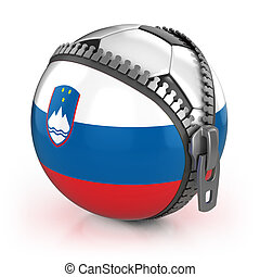 Slovenia football nation