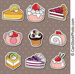 cake stickers