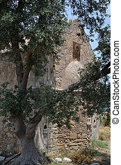 Church in Ayios Georgios. - Church in Ayios Georgios on...