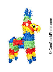 Pinata - An unused, new party pinata for use at birthdays...