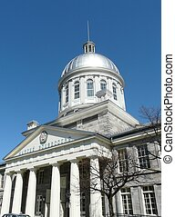 Marche Bonsecours in Montreal - Marche Bonsecours in Old...