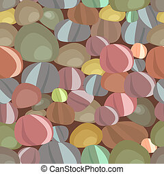 seamless background rocks