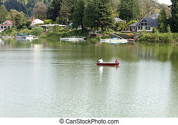 Lake front properties, Woodland WA - Lakefront properties,...