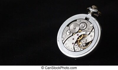 Watch mechanism, mechanical pocket - Watch mechanism,...