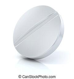 medical pill - tablet