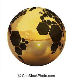 planeta, fútbol