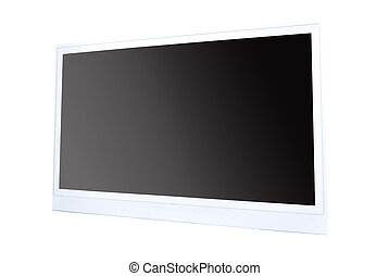 TV flat screen lcd, plasma
