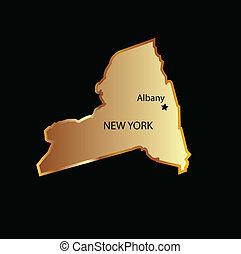 New York state usa