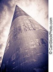 Monument of Light in Dublin