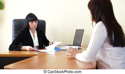 Job Interview Video And Stock Footage 363 Job Interview
