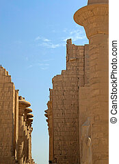 Temple of Luxor (Egypt)