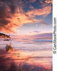 Monsoon Seascape