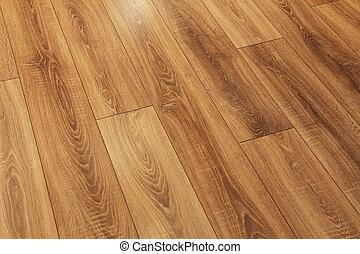 席紡地面, 地板
