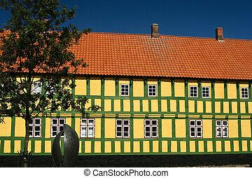 casa, Dinamarca