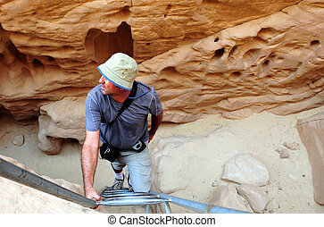 Travel Photos of Israel -Timna Park and King Solomon's Mines...