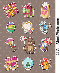 gift stickers