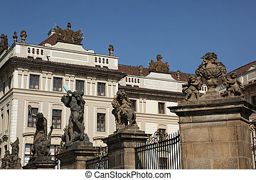 Presidential Palace Prague - the Presidential Palace in...