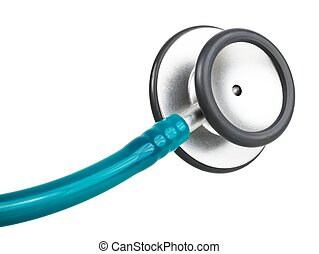 Health care - Stethoscope isolated on white background