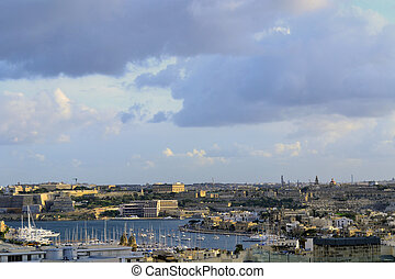 View of Valetta - Beautiful view of Valetta