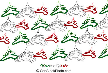 Merry Christmas Italy