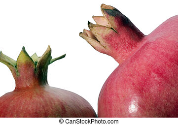 Studio Photo of Pomegranate - Studio photo of a pomegranate...