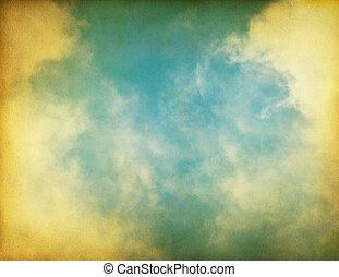 Vintage Textured Fog