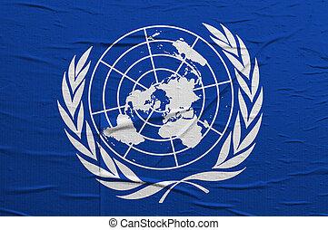 ONU, bandera