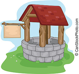Well - Illustration of a Well