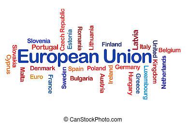 europeu, união