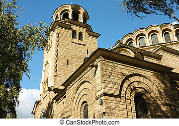 church in Veliko Tarnovo, Bulgaria - church of St Demetrius...