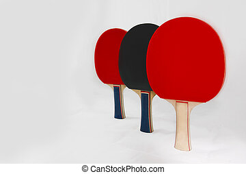 Table Tennis Bats for ping pong