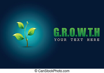 Sapling in Growth COncept