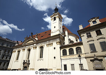 St. Simon and Juda Church in Prague