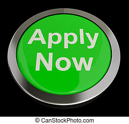 Apply Now Button In Green For Work Applications