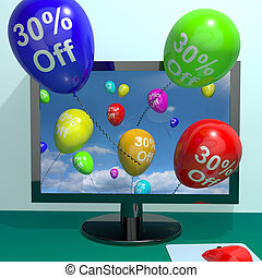30% Off Balloons From Computer Shows Sale Discount Of Thirty Percent Online