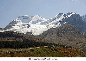 Sunwapta Pass, Canadian Rockies