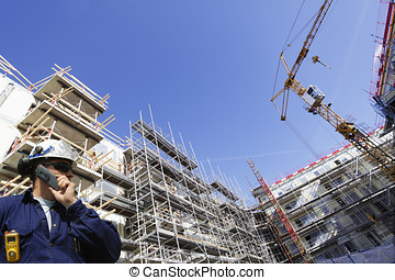 site engineer and building works - building engineer with...