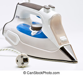 flatiron - Modern electric steam iron soled alloy