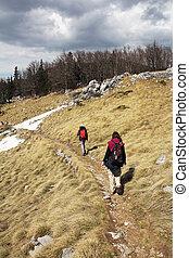 Velebit trekking2 - Trekking Velebit, Premuzic trail,...