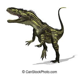Torvosaurus Dinosaur - The torvosaurus dinosaur lived during...