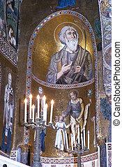 interior, Cappella, Palatina