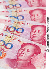 china yuan money. chinese currency