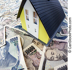 japanese yen and the house